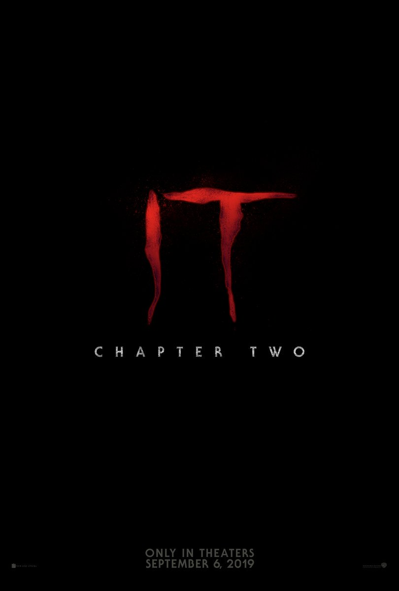 It: Chapter Two, il poster del film