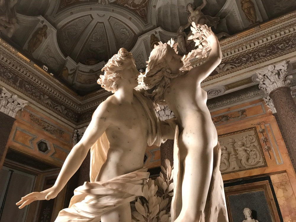 Bernini: un'immagine del documentario