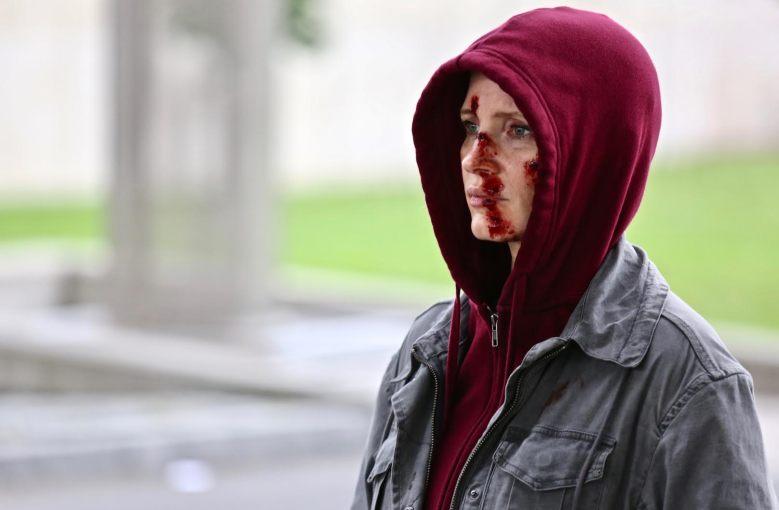 Eve: la prima foto di Jessica Chastain nel film