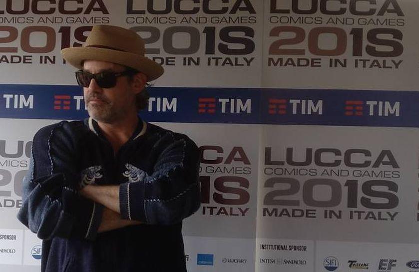 Nicholas Brendon ospite di Lucca Comics & Games 2018