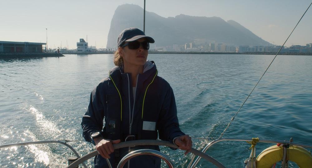 Styx: Susanne Wolf in un momento del film