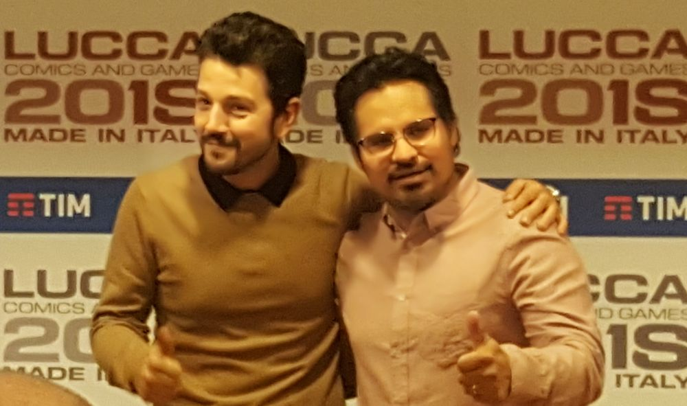 Narcos: Messico, Michael Pena e Diego Luna a Lucca Comics & Games 2018