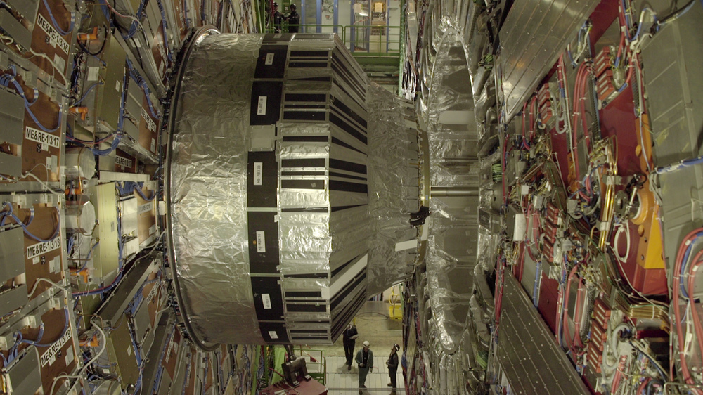 Almost Nothing - CERN: La scoperta del futuro, un'immagine del documentario
