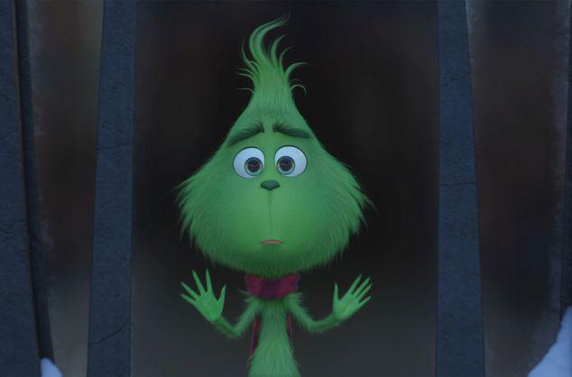 Il Grinch: un'immagine del film d'animazione