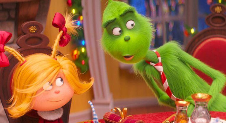 Il Grinch: una scena del film animato