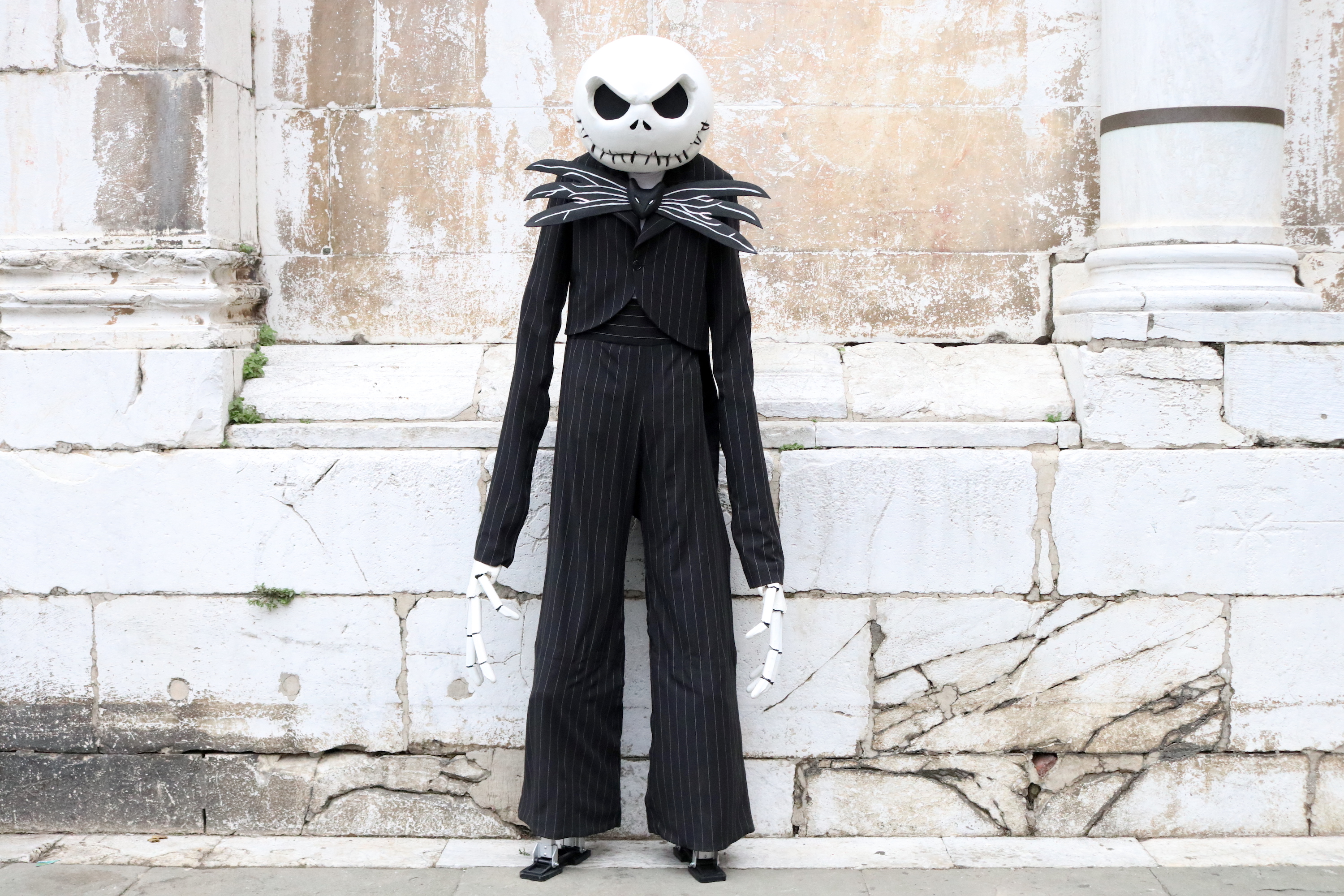 Lucca 2018: bellissimo cosplay di Nightmare Before Christmas