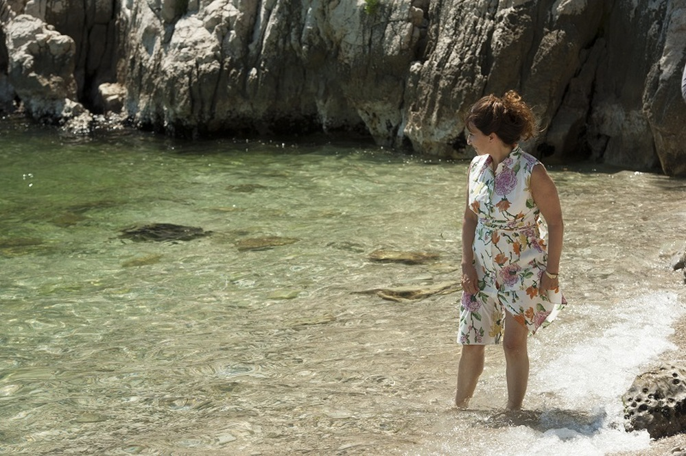 Isabelle: Ariane Ascaride in una scena del film
