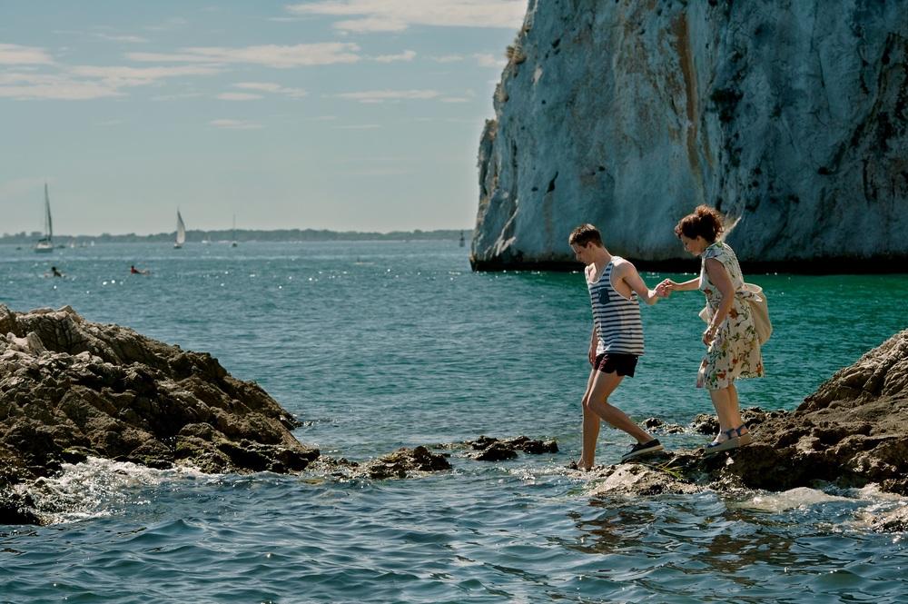 Isabelle: Ariane Ascaride e Samuele Vessio in una scena del film