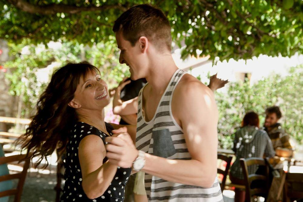 Isabelle: Ariane Ascaride e Samuele Vessio in un momento del film