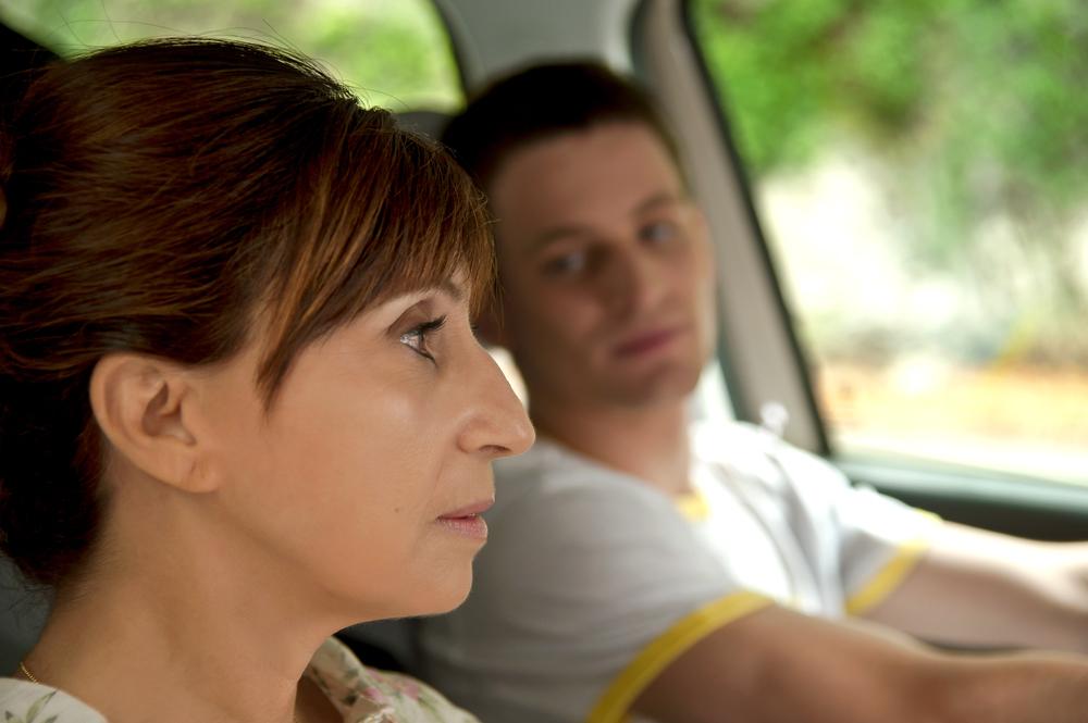 Isabelle: Ariane Ascaride e Samuele Vessio in un'immagine del film