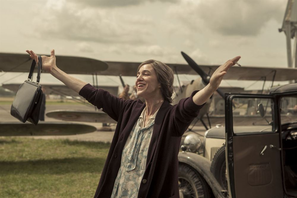 La promessa dell'alba: Charlotte Gainsbourg in un momento del film