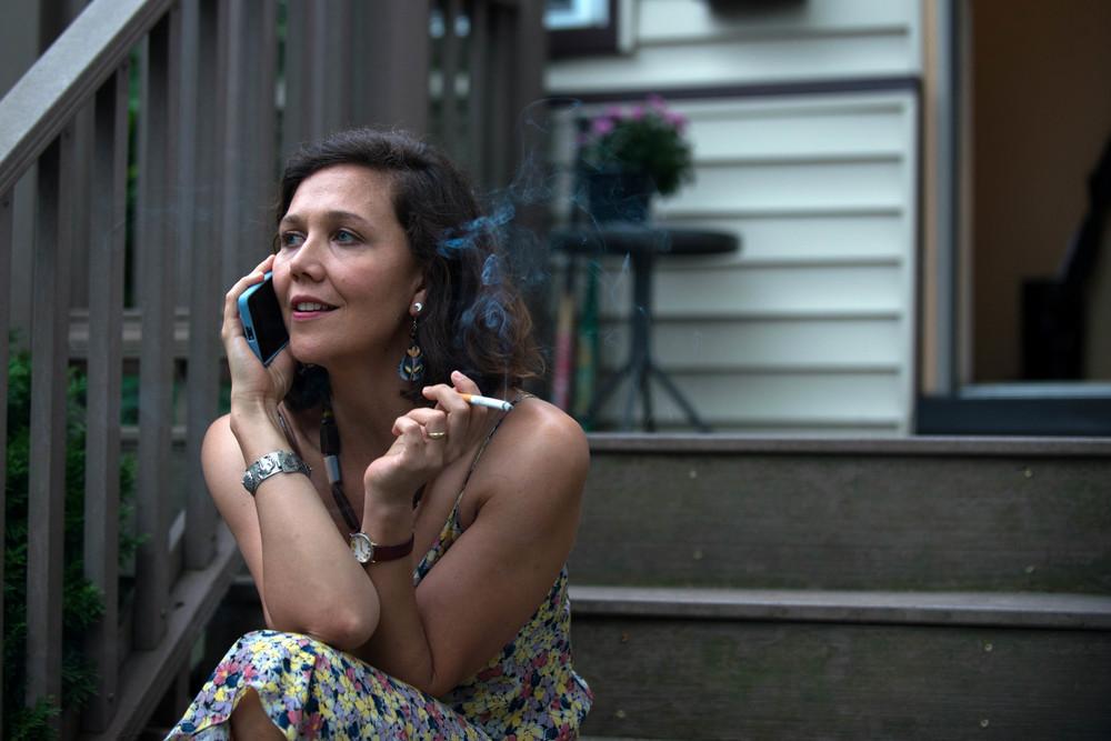 Lontano da qui: Maggie Gyllenhaal in un'immagine del film