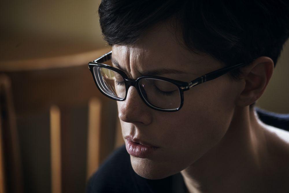 Ride: Chiara Martegiani in una scena del film
