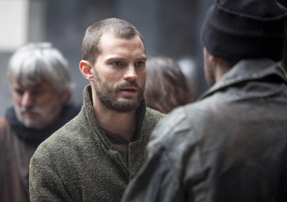 Robin Hood - L'origine della leggenda: Jamie Dornan in un'immagine del film