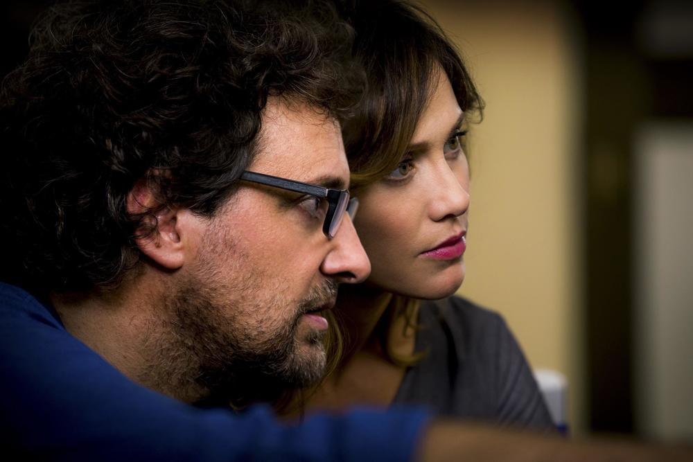 Se son rose: Leonardo Pieraccioni e Gabriella Pession in un'immagine del film