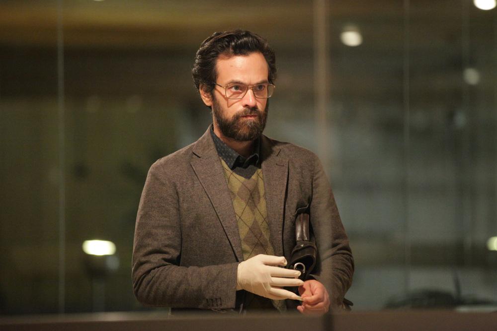 Black Tide: Romain Duris in un'immagine del film