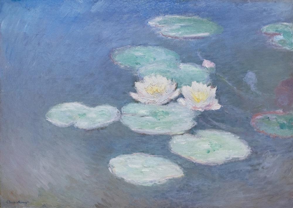 Le ninfee di Monet - Un incantesimo di acqua e luce: un'immagine tratta dal documentario