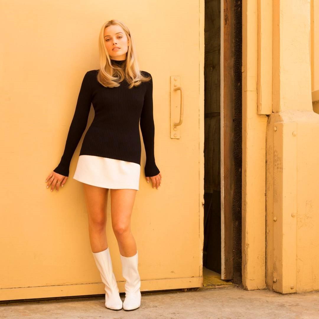 Once Upon a Time in Hollywood: la prima foto ufficiale di Margot Robbie nei panni di Sharon Tate