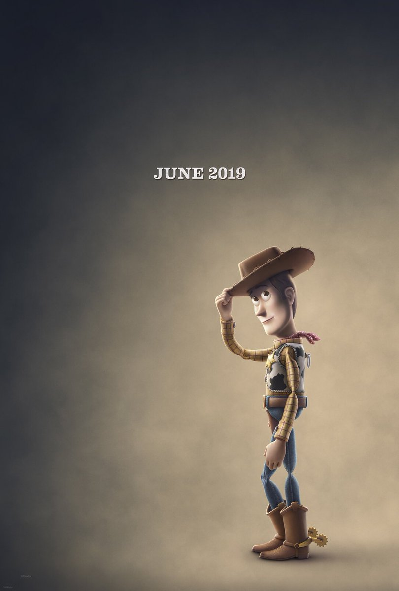 Toy Story 4: il teaser poster