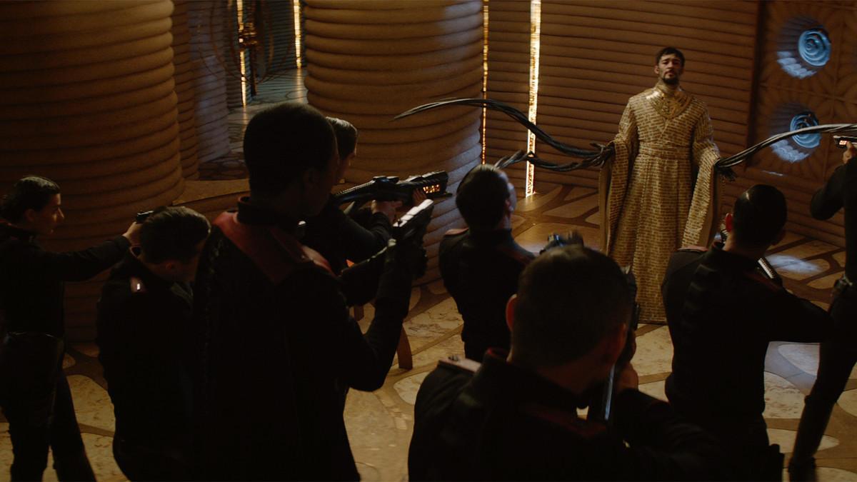 Krypton: Blake Ritson nell'episodio Transformation
