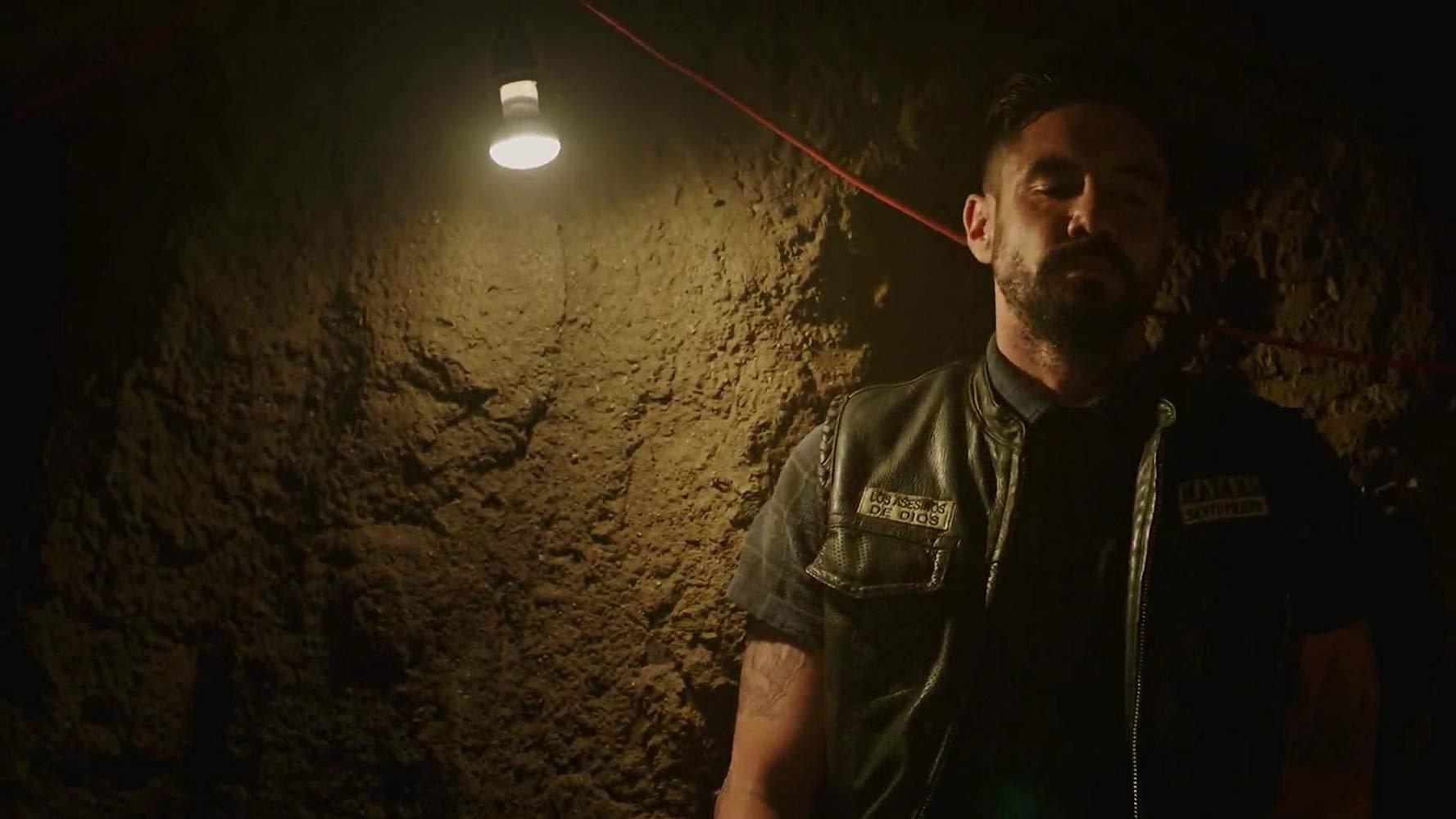 Mayans MC: Clayton Cardenas nell'episodio Cuervo/Tz'ikb'uul