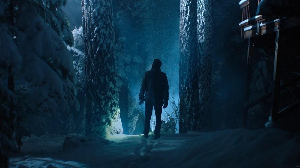 Dead Night: AJ Bowen in un'immagine del film