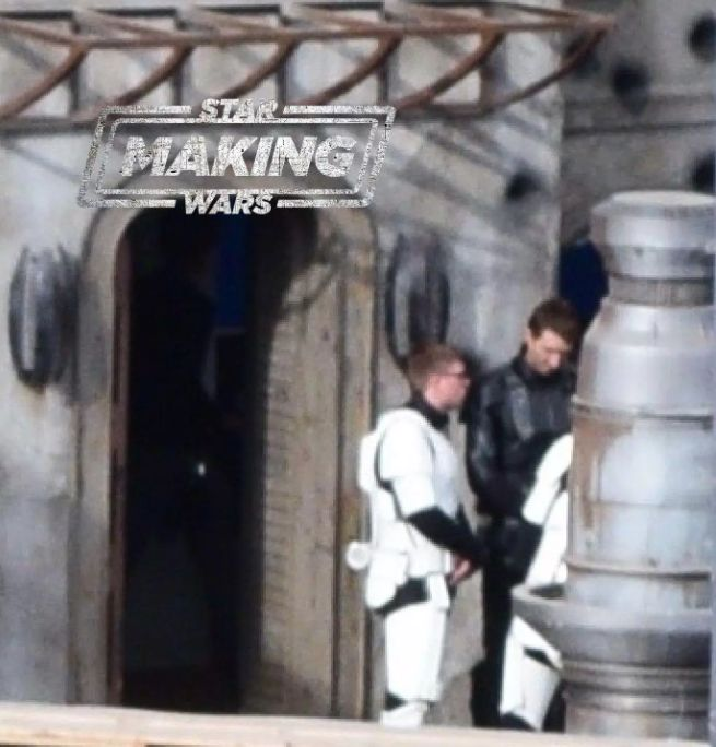 The Mandalorian: una foto leaked svela un Death Trooper
