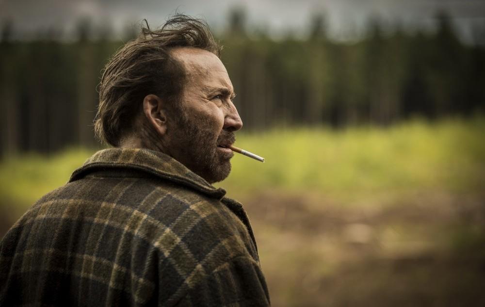 Mandy: Nicolas Cage in un'immagine del film