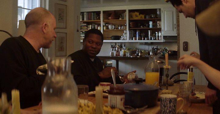 Tyrel: Roddy Bottum in una scena del film