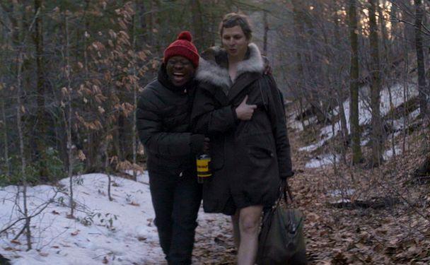 Tyrel: Roddy Bottum e Michael Cera in una scena del film
