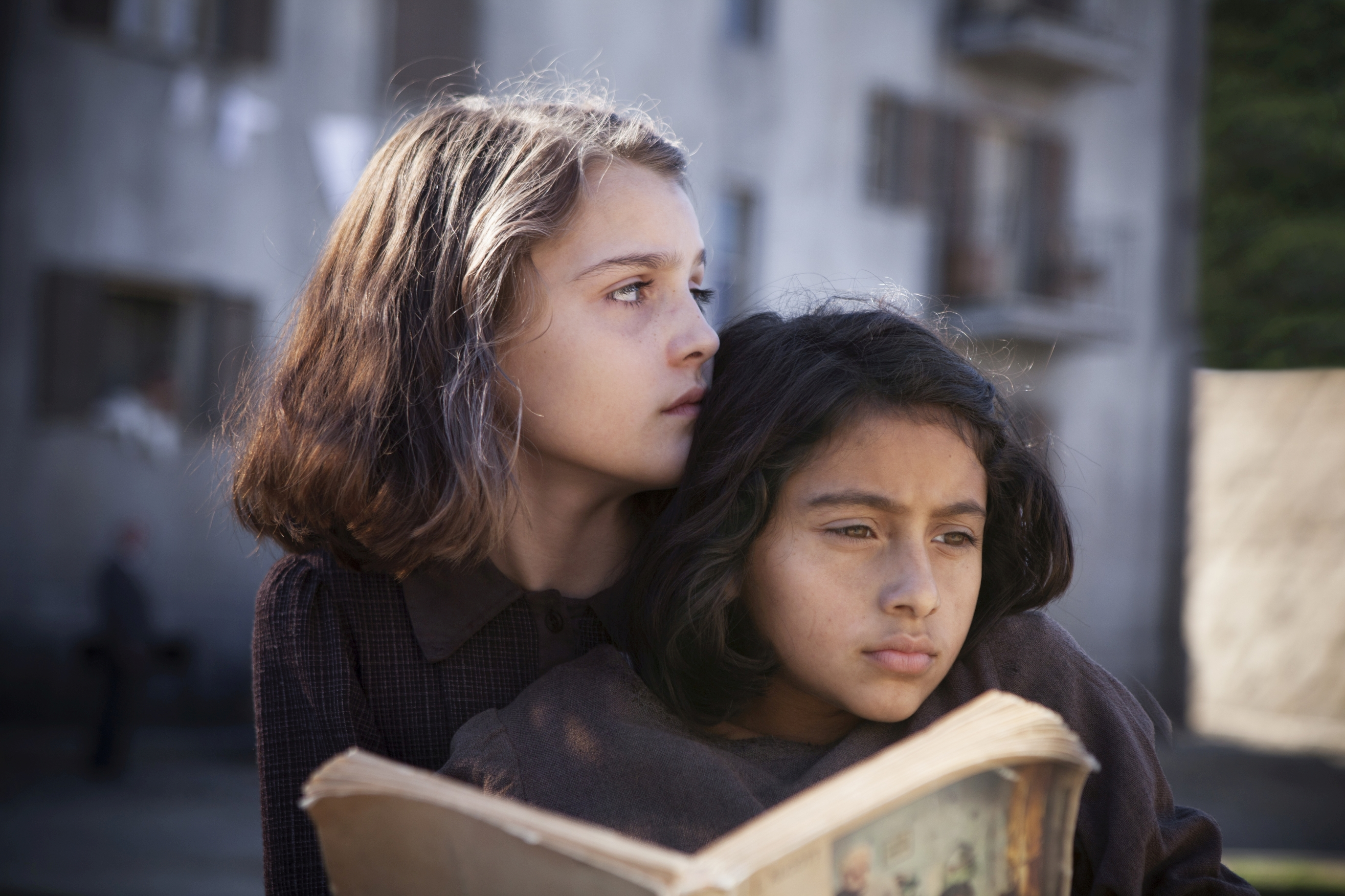 L'amica geniale: Elisa De Genio con Ludovica Nasti