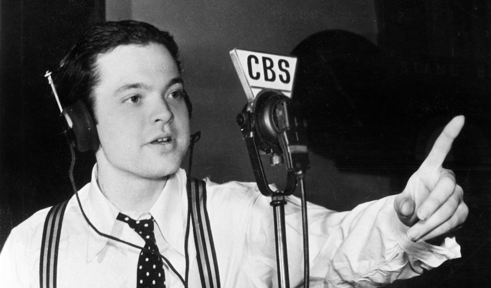 Lo Sguardo di Orson Welles: un'immagine del documentario firmato da Mark Cousins
