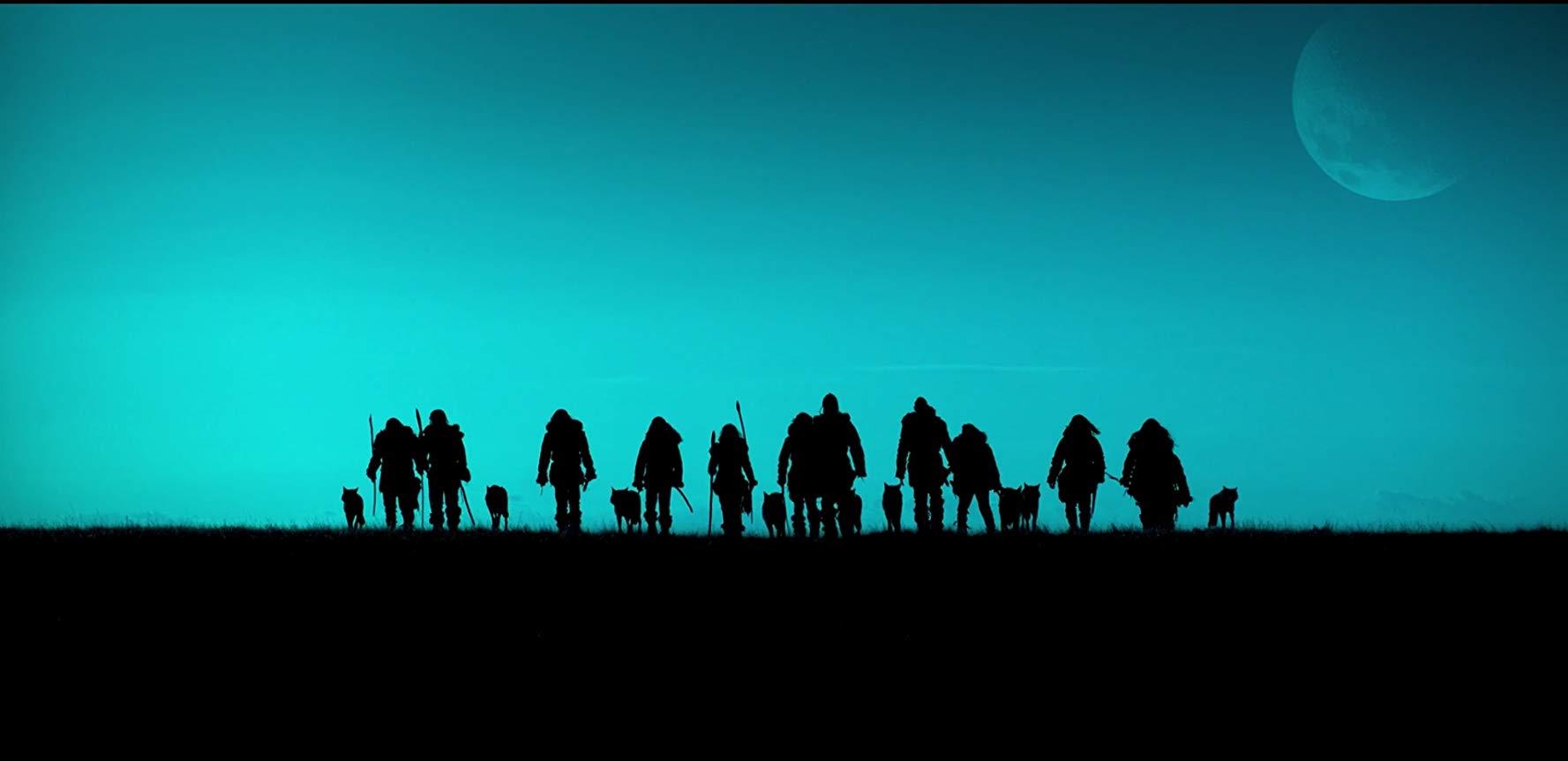 Alpha - Un'amicizia forte come la vita: una suggestiva immagine del film