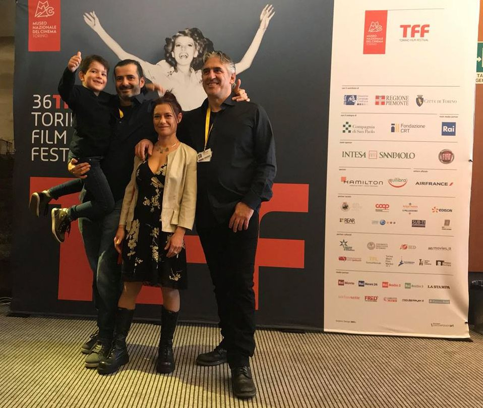Ovunque proteggimi: Bonifacio Angius, Francesca Niedda e Alessandro Gazale a Torino 2018