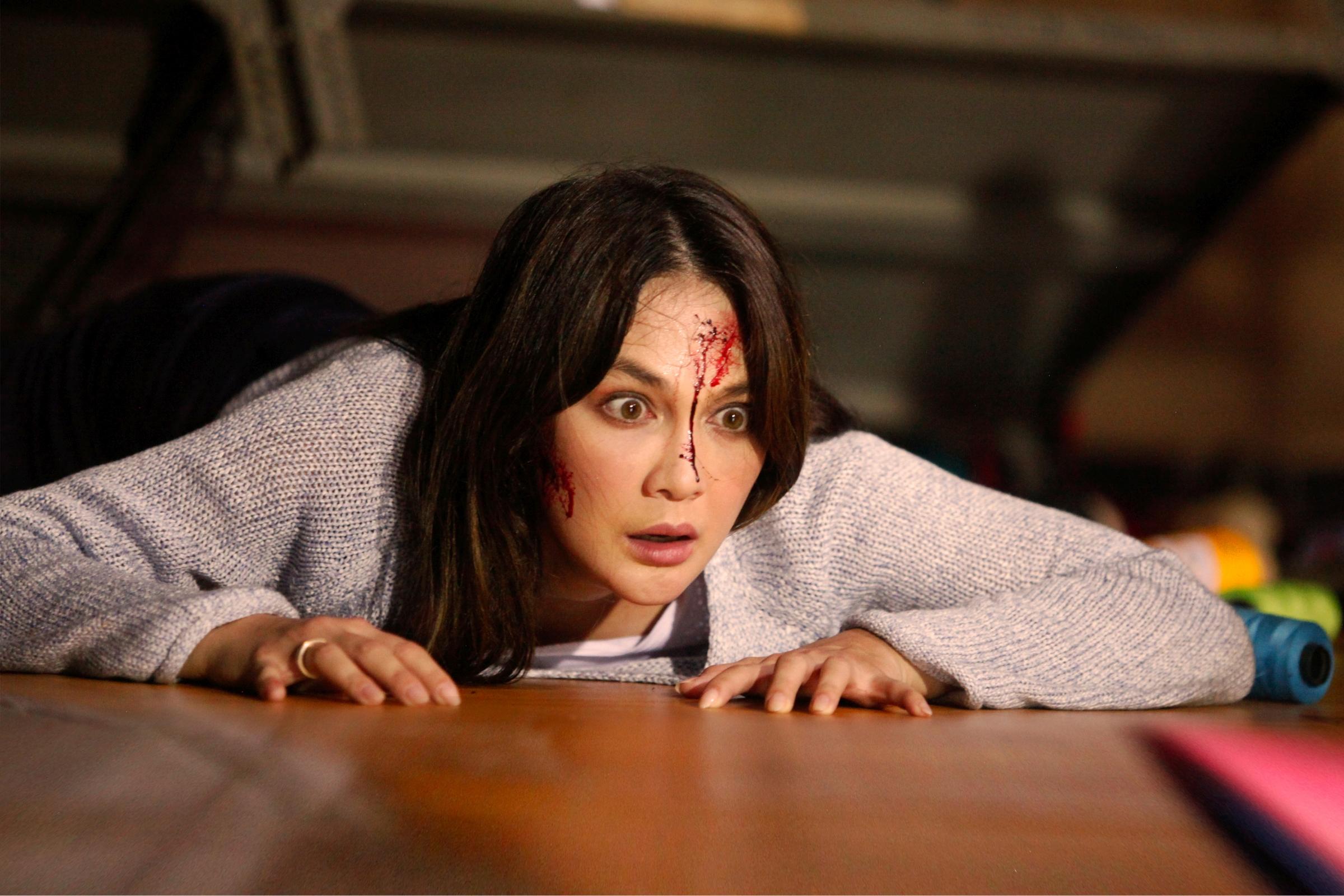 Sabrina: una scena carica di tensione