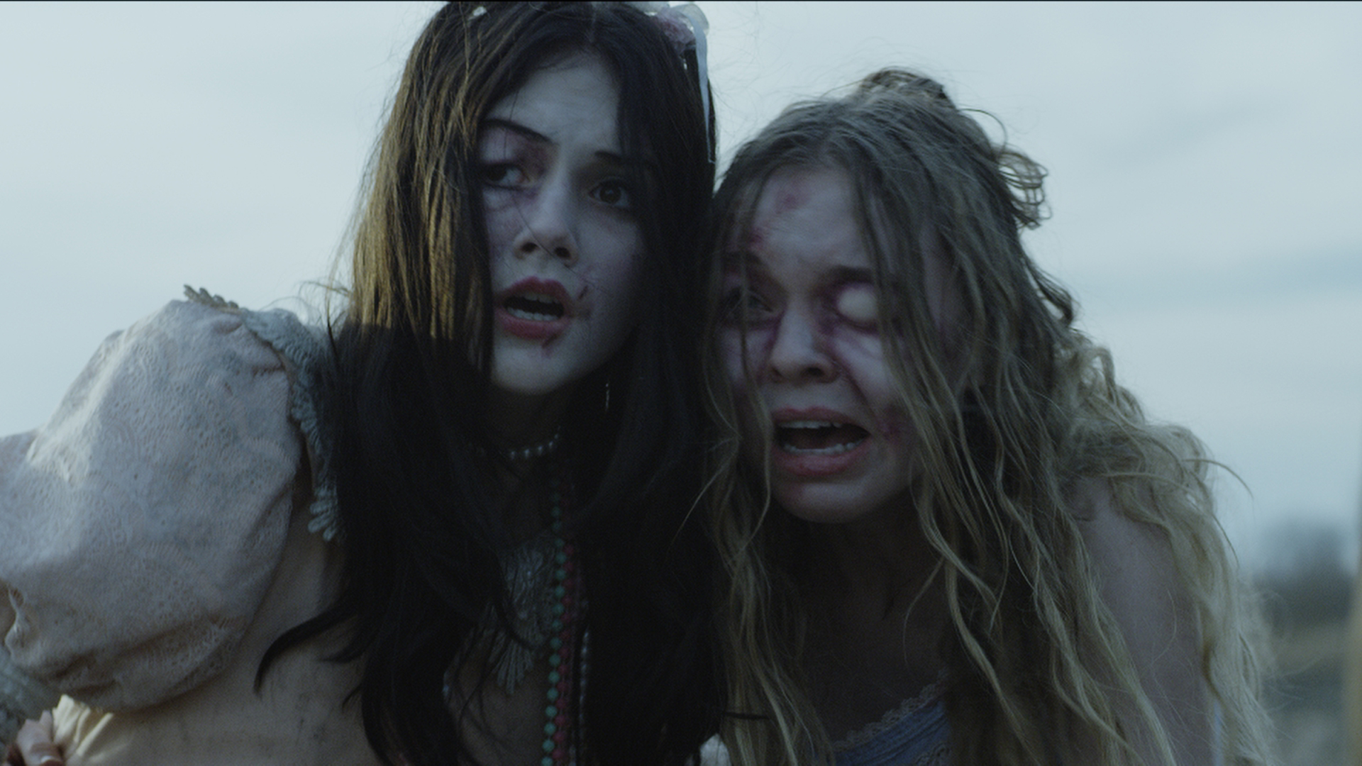 La casa delle bambole - Ghostland: una delle intense scene del film horror