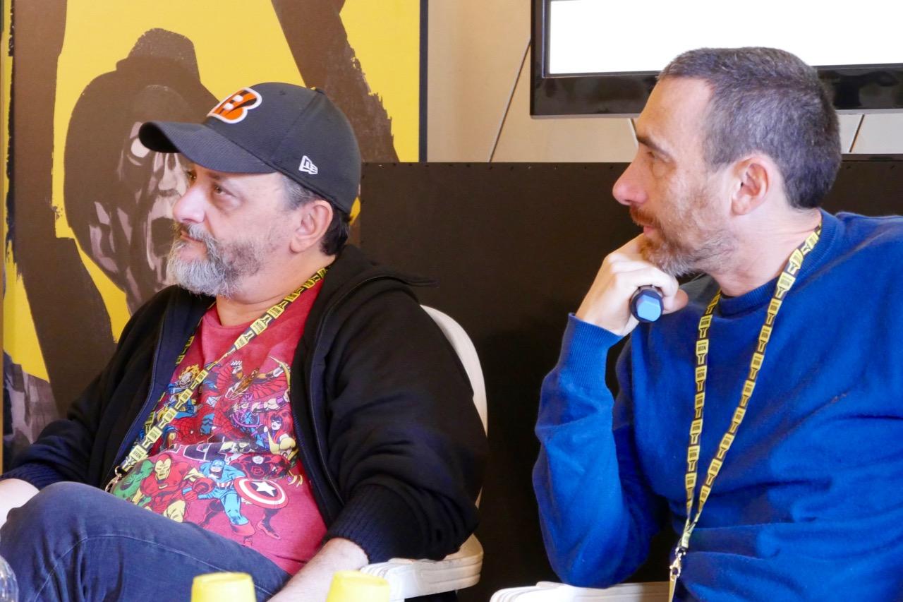Marco e Antonio Manetti ospiti al Noir in festival 2018