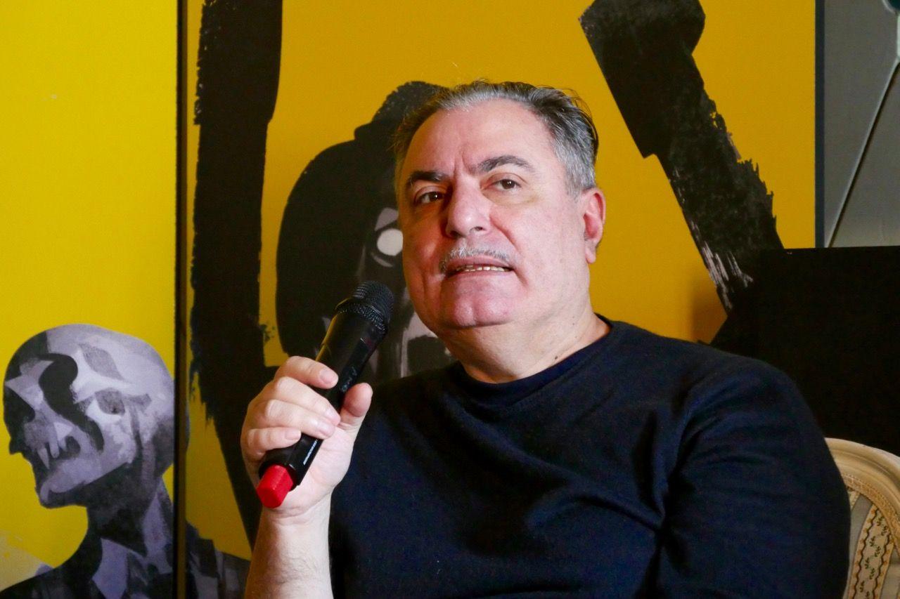 5 è il numero perfetto, Igort presenta il film al Noir in Festival 2018