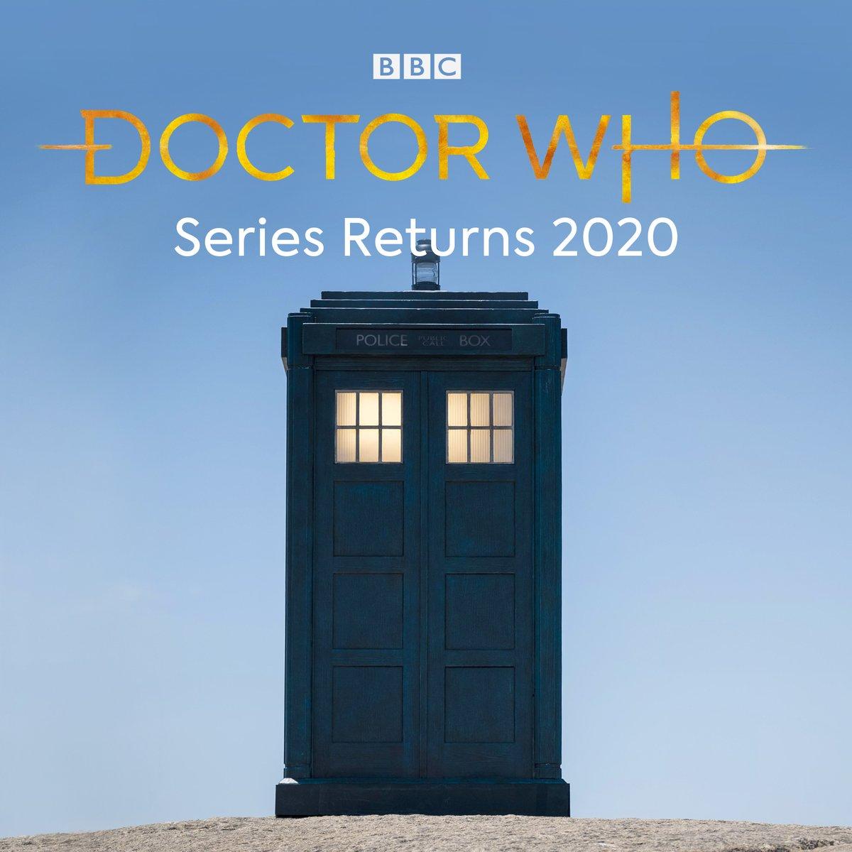 Doctor Who: l'immagine che annuncia la dodicesima stagione