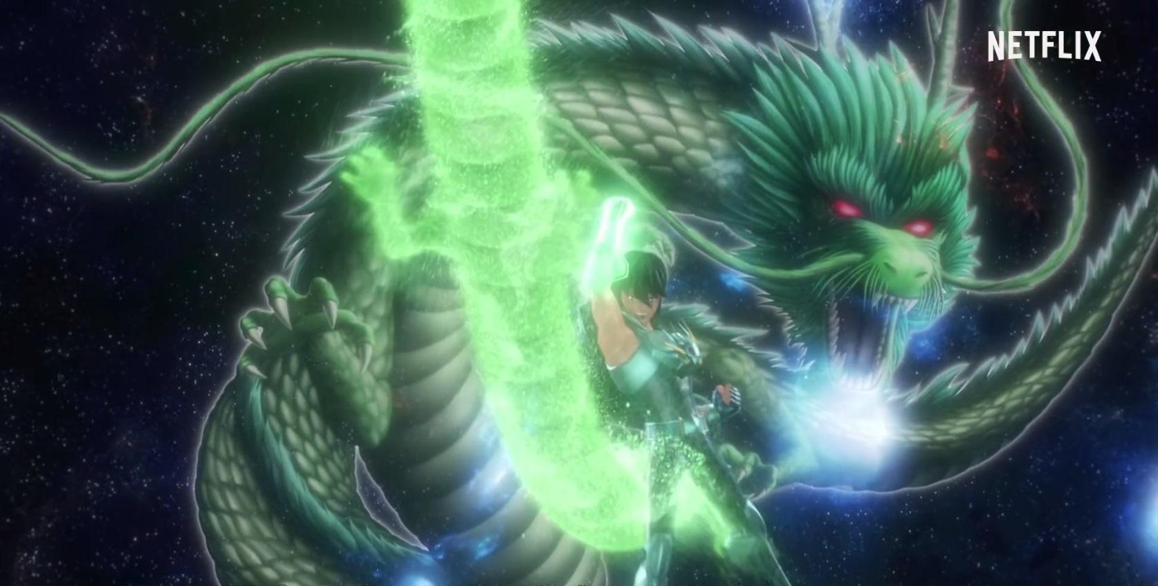 I Cavalieri dello Zodiaco: Saint Seiya, Sirio il Dragone