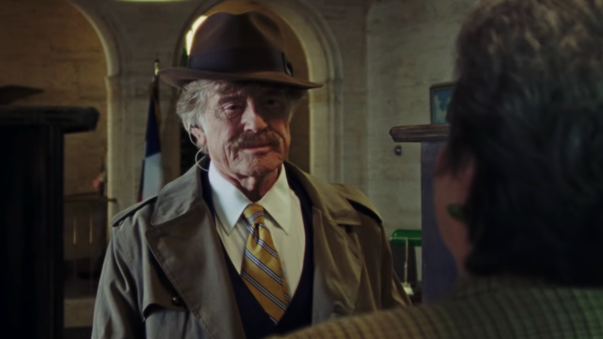 Old Man and the Gun: Robert Redford in un primo piano