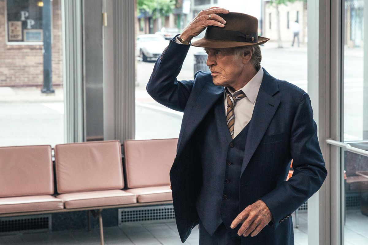Old Man and the Gun: un'immagine con Robert Redford