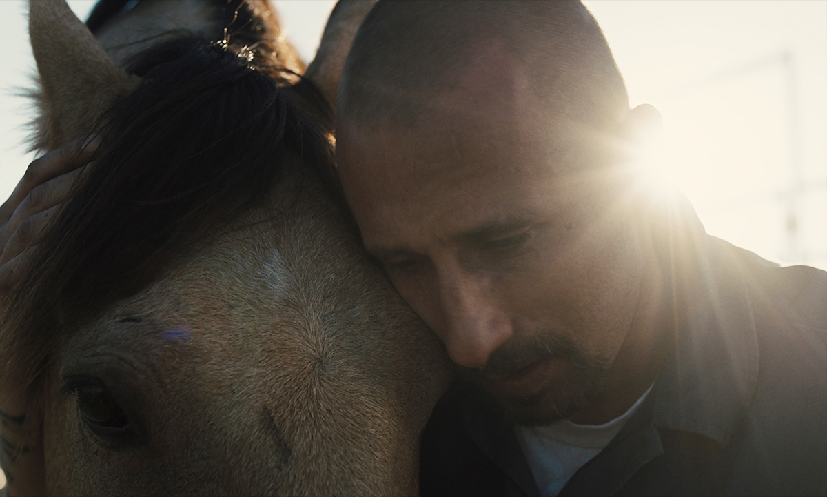Mustang: una foto di Matthias Schoenaerts