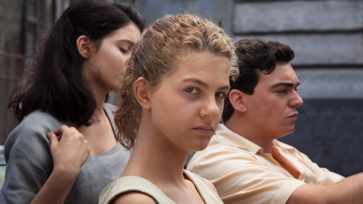 L'amica geniale: Margherita Mazzucco nell'episodio I Fidanzati