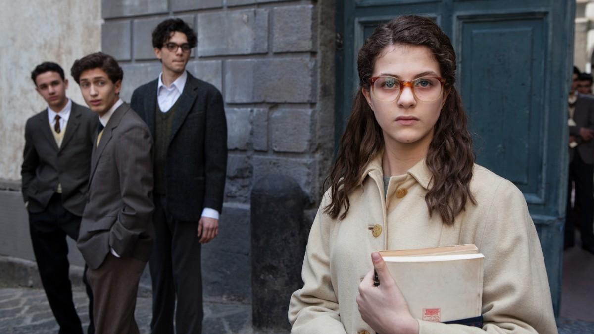 L'amica geniale: Margherita Mazzucco in una scena dell'episodio La Promessa