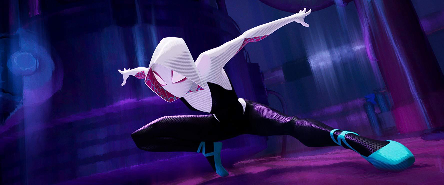 Spider-Man: Un nuovo universo, un'immagine di Gwen Stacy