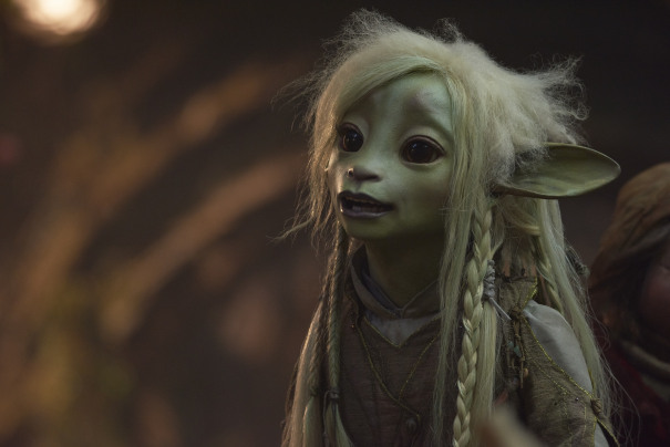 The Dark Crystal: Age of Resistance, una foto di Deet