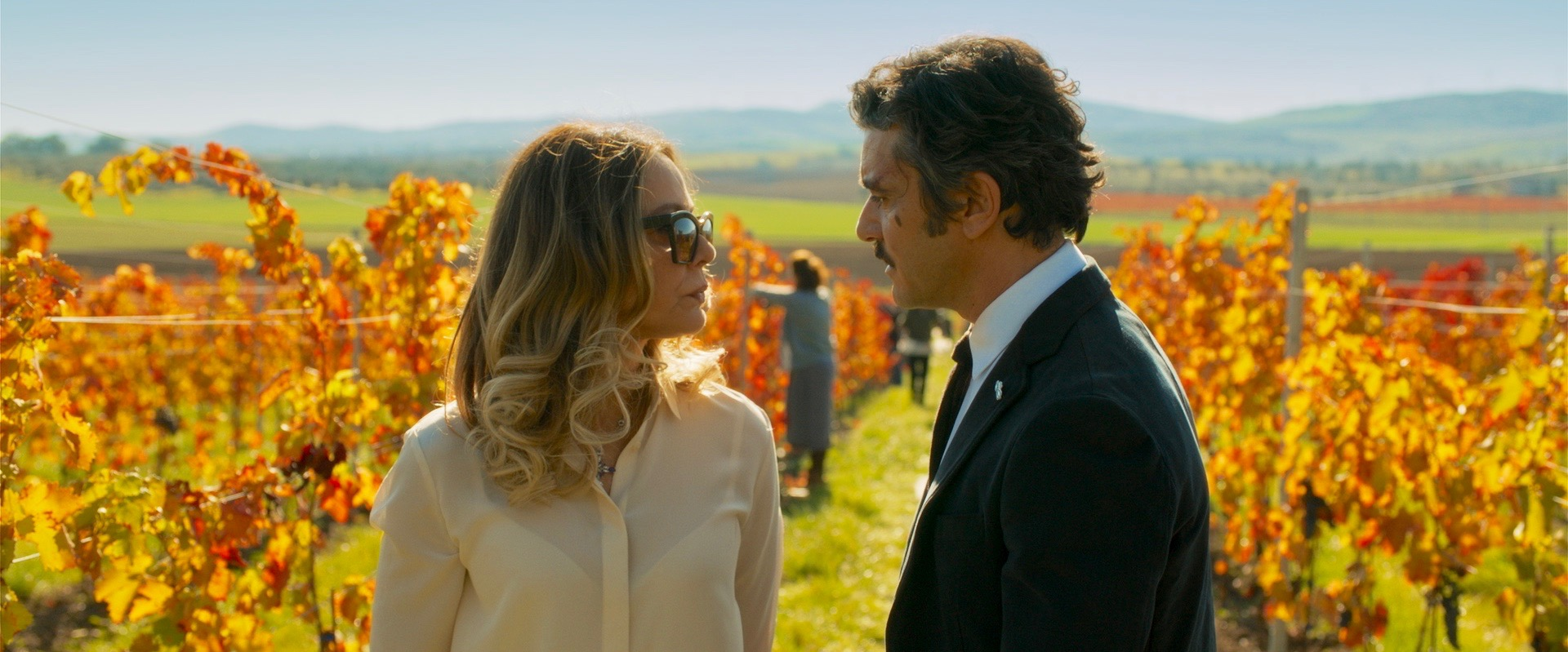 Wine to Love: Michele Venitucci e Ornella Muti in una scena