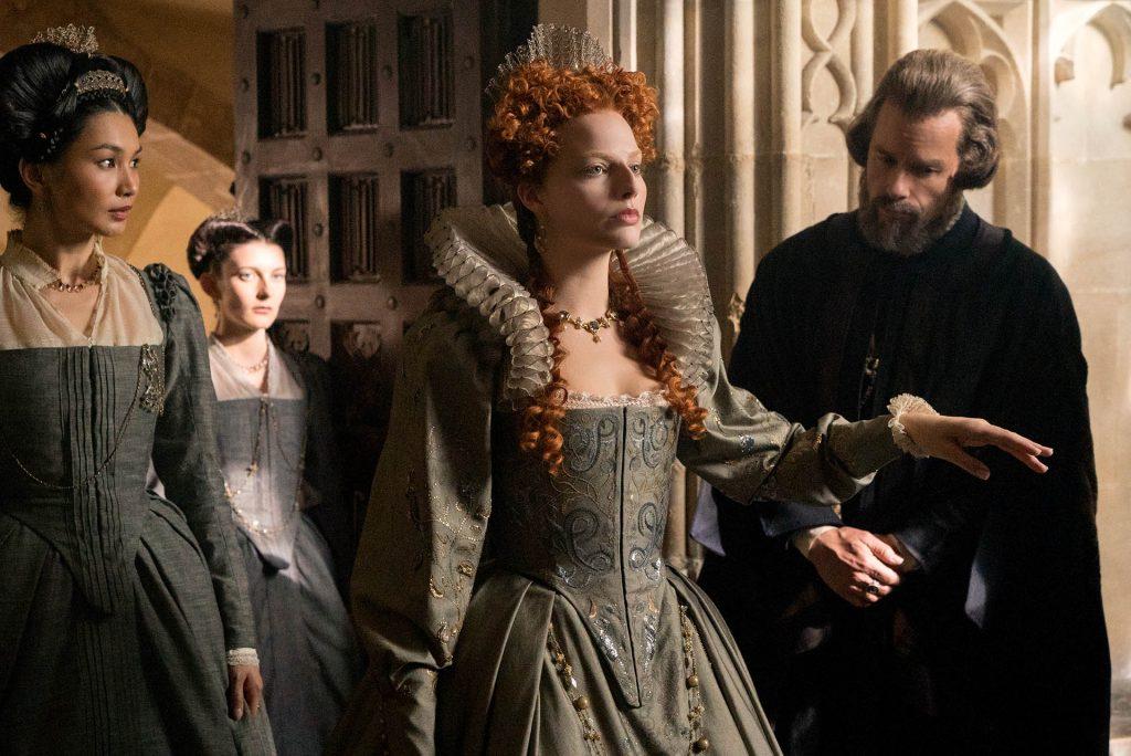 Maria Regina di Scozia: Margot Robbie è la Regina Elisabetta nel film