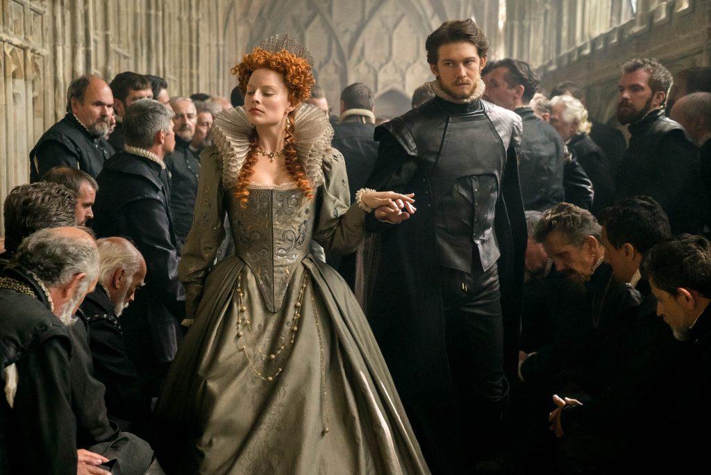 Maria Regina di Scozia: Margot Robbie durante una scena